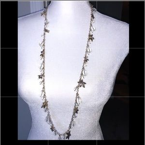 Jewelry - Gorgeous long chain or layer necklace 36 inches.